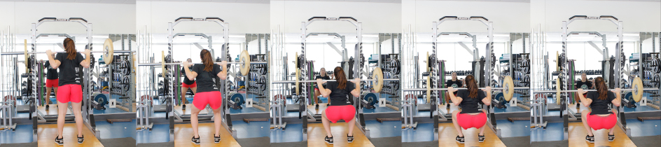 Back Squat Sequence