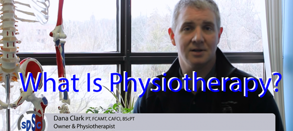 What is Physiotherapy video Sheddon Physio Sports Clinic Oakville Mississauga
