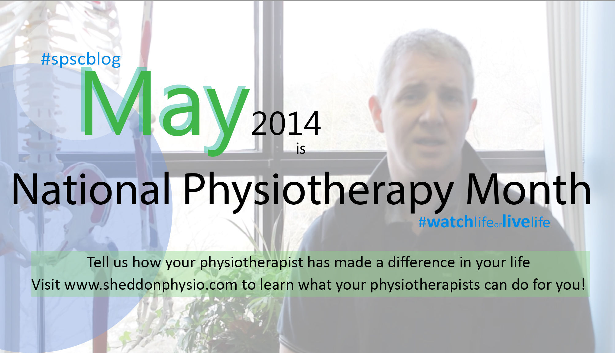 May is National Physiotherapy Month