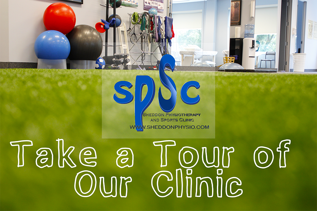 New location for Sheddon Physio Sports Clinic Oakville Mississauga