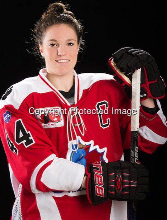 Lisa Agnew 18U Champ Hockey - Sheddon Physio Sports Clinic Oakville Mississauga