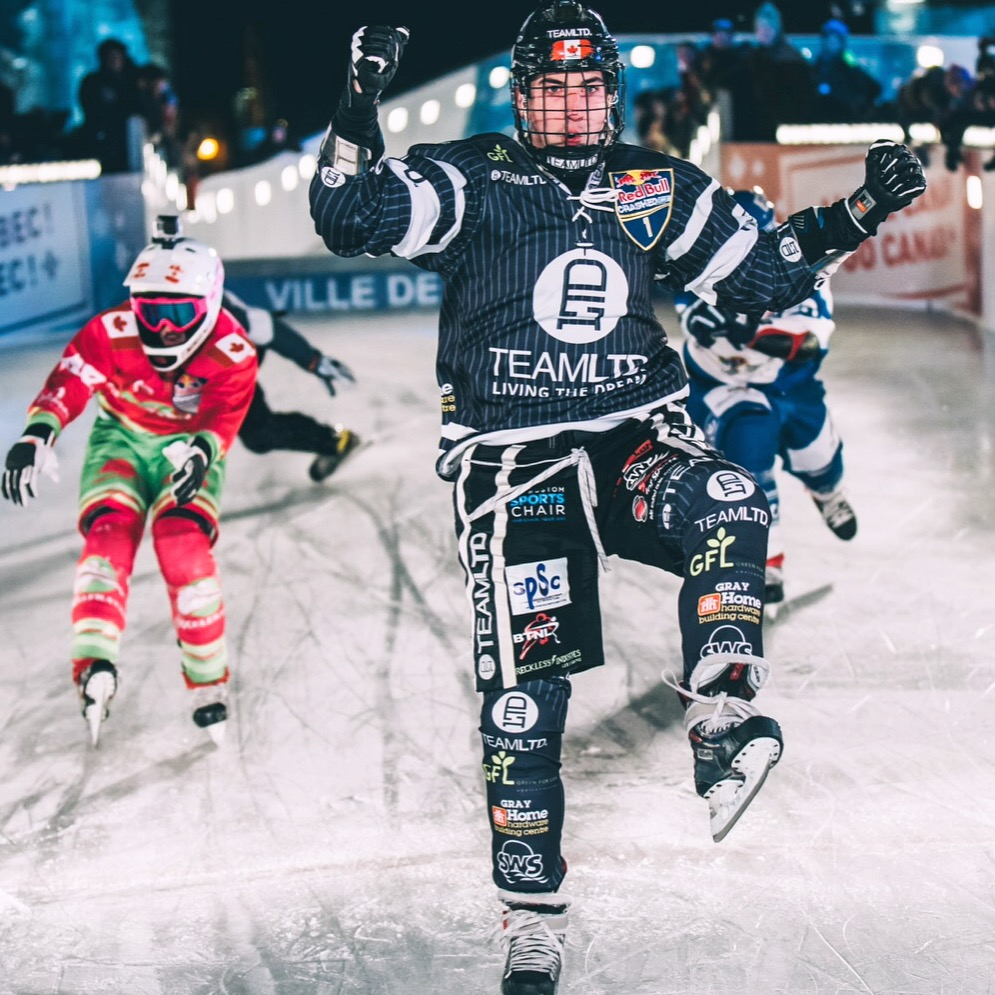 Scott Croxall Skating - Sheddon Physio Sports Clinic Oakville Mississauga