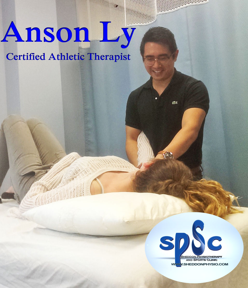 concussion types treatment Sheddon Physioyherapy Sports Clinic Oakville Mississauga
