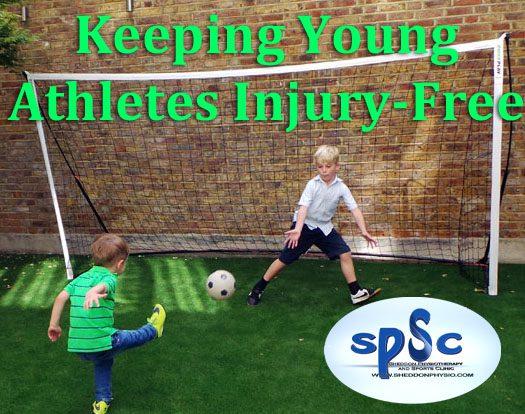Young Athlete Playing - Sheddon Physio Sports Clinic Oakville Mississauga