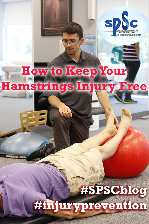 How to Keep your Hamstrings Injury Free