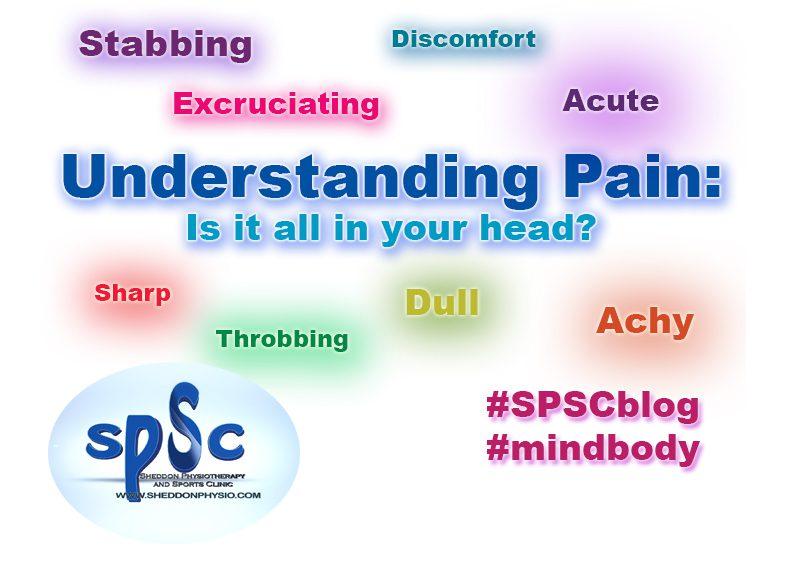 Understanding Pain: Is it all in your head?