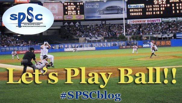 Injury Prevention Baseball Sheddon Physio Sports Clinic Oakville Mississauga