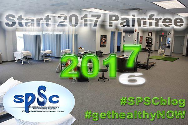 2017 Pain Free Sheddon Physio Sports Clinic Oakville Mississauga