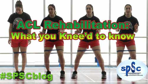 ACL Rehabilitation: What you Knee'd to know.
