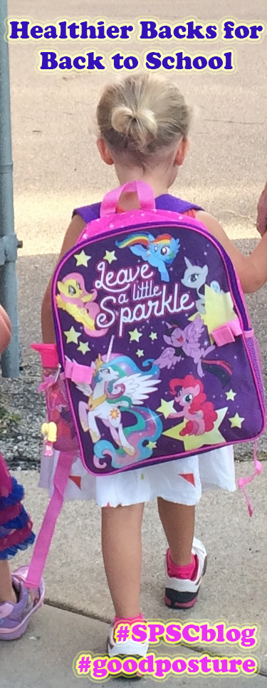 Healthier Backs for Back to School