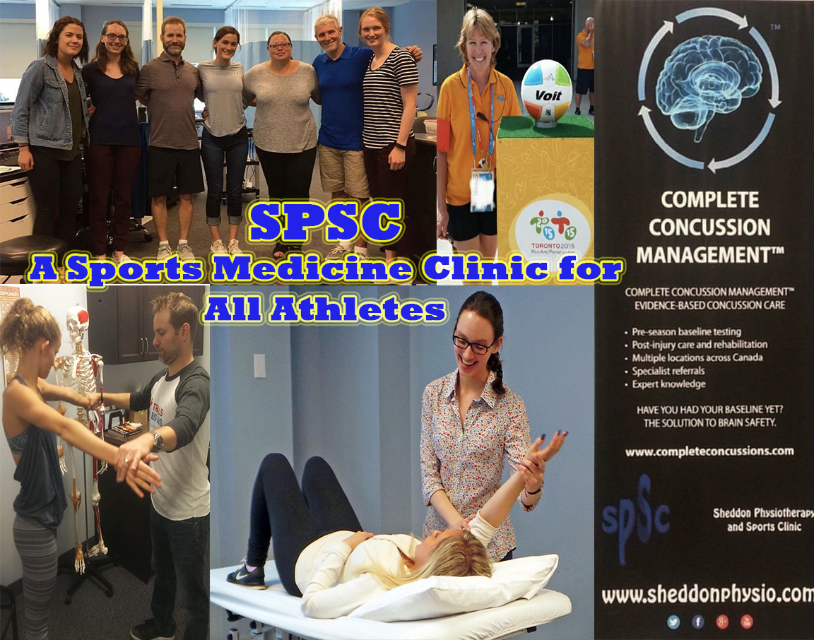 SPSC: A Sports Medicine Clinic for ALL Athletes