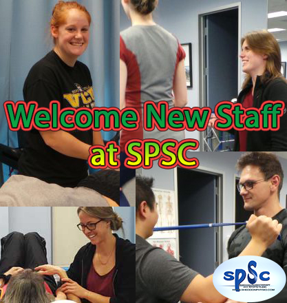 new staff at Sheddon Physiotherapy Sports Clinic Oakville Mississauga