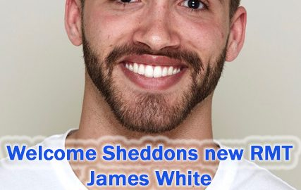 James-White massage therapy Sheddon Sports Clinic Oakville