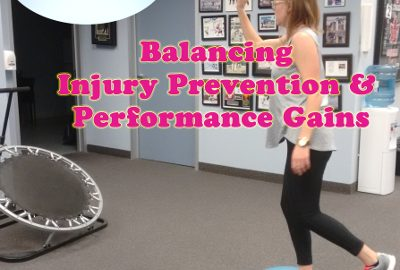 Balancing Injury Prevention and performance 2018 Sheddon Physioyherapy Sports Clinic Oakville Mississauga