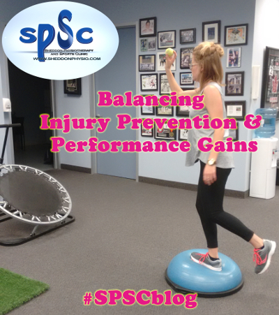 Balancing Injury Prevention and Performance Gains