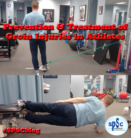 Prevention & Treatment of Groin Injuries in Athletes