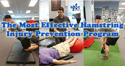 What are the top risk factors for Hamstring Injury?