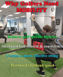 Why Golfers Need MOBILITY